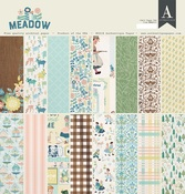 Meadow 12 x 12 Paper Pad - Authentique