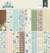 Meadow 12 x 12 Paper Pad - Authentique
