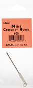 "#00 - Lacis Mini Crochet Hook 2.25"""
