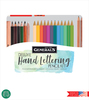 Deluxe Hand Lettering Pencil Arts Kit