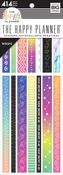 Magical, 414/Pkg - Happy Planner Washi Sticker Book