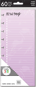 Color Paper - Happy Planner Medium Half Sheet Fill Paper 60/Pkg