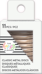 Rose Gold - Happy Planner Medium Metal Expander Discs 11/Pkg