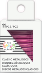 Hot Pink - Happy Planner Medium Metal Expander Discs 11/Pkg
