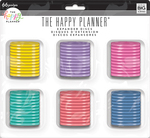 Multi Colors - Happy Planner Expander (Big) Disc Value Pack