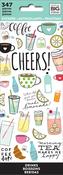 Drinks - Me & My Big Ideas Stickers
