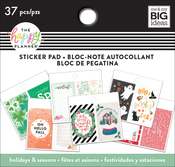 Holiday & Seasons, 37/Pkg - Happy Planner Tiny Sticker Pad