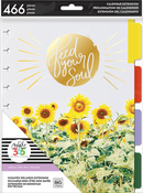 Wellness - Happy Planner 6-Month Undated Medium Planner Extension Pack