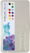 Brilliantly Vibrant - Nuvo Watercolor Pencils 12/Pkg