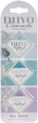 Sea Siren - Nuvo Diamond Hybrid Ink Pads 3/Pkg