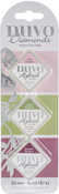 Rose Garden - Nuvo Diamond Hybrid Ink Pads 3/Pkg