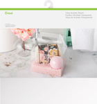"Clear - Cricut Acetate Sheets 12""X12"" 6/Pkg"