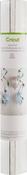 """Silver - Cricut Party Foil 12""""X48"""" Roll 2/Pkg"""