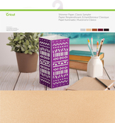 "Classic-Assorted - Cricut Shimmer Paper Sampler 12""X12"""