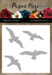 Flying Birds - Paper Rose Dies