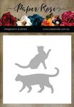 Walking Cat - Paper Rose Dies