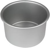 "Round 6""X4"" - Aluminum Cake Pan"