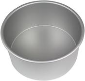 "Round 8""X4"" - Aluminum Cake Pan"