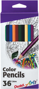 Assorted Colors - Pentel Color Pencils 35/Pkg