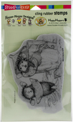 Lemon Sour - Stampendous House Mouse Cling Stamp