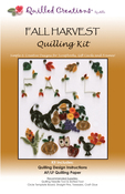 Fall Harvest - Quilling Kit