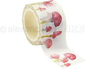 Mushrooms - Alexandra Renke Autumn Washi Tape 30mmX10m