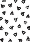 "Ladybug - Embossing Folder 4.25""X5.75"""