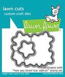 How You Bean? Stars Lawn Cuts