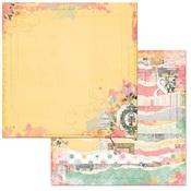 Sunshine Bliss Paper - Bo Bunny