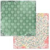 Inspiration Paper - Sunshine Bliss - Bo Bunny - PRE ORDER