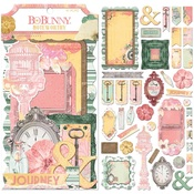 Sunshine Bliss Noteworthy - Bo Bunny