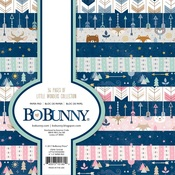 Little Wonders 6 x 6 Paper Pad - Bo Bunny