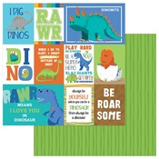 Rawr Paper - Jurassic - Photoplay