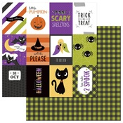 Happy Boo Day Paper - Trick Or Treat - Photoplay