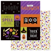 Scared Silly Paper - Trick Or Treat - Photoplay