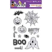 Trick or Treat Clear Stamps - Photoplay