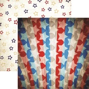 Flying The Colors Paper - American Vintage 2 - Reminisce