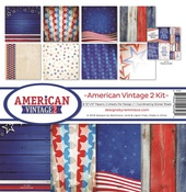 American Vintage 2 Collection Kit - Reminisce
