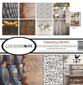 Country Life Collection Kit - Reminisce