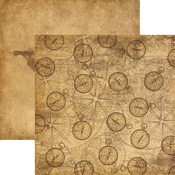 Compass Paper - Expedition Destinations - Reminisce