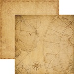 Chart Your Course Paper - Expedition Destinations - Reminisce