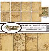 Expedition Destination Collection Kit - Reminisce - PRE ORDER
