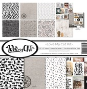 Love My Cat Collection Kit - Reminisce