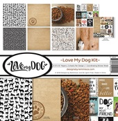 Love My Dog Collection Kit - Reminisce