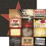 Movie Night Paper - Movie Night - Reminisce - PRE ORDER
