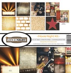 Movie Night Collection Kit - Reminisce