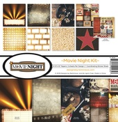 Movie Night Collection Kit - Reminisce - PRE ORDER