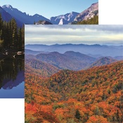 Great Smoky Mountains Paper - National Parks - Reminisce