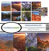 National Parks Collection Kit - Reminisce - PRE ORDER