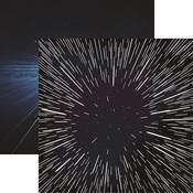 Warp Speed Paper - Space Wars 2 - Reminisce